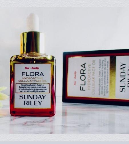 My Favourite Sunday Riley Facial Oils - Flora